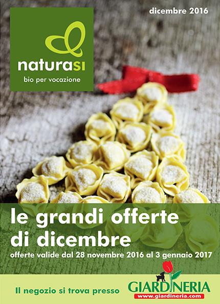 NaturaSi_Volantino_2016_12 GIARDINERIA.indd