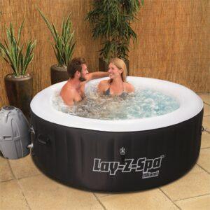 Piscina idromassaggio lay-z-spa miami cm 180x65.