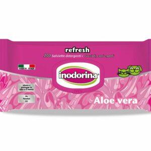 Inodorina refresh aloe vera 100 pz.