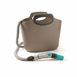 Aquapop 30 mt kit tubo estensibile bag taupe.