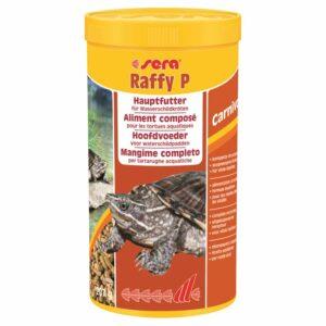 Il mangime completo equilibrato per tartarughe acquatiche.