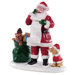 Naughty or nice santa.