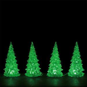 Crystal lighted tree