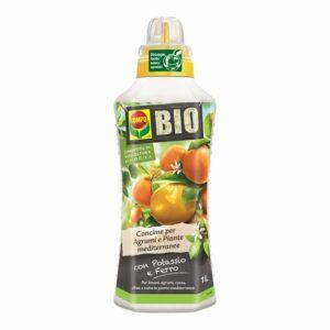 Compo bio liquido agrumi e piante mediterraneo 1 lt..