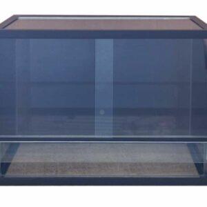 Creas giungla 2 cm 50x30x40 h in plastica e vetro fume'.