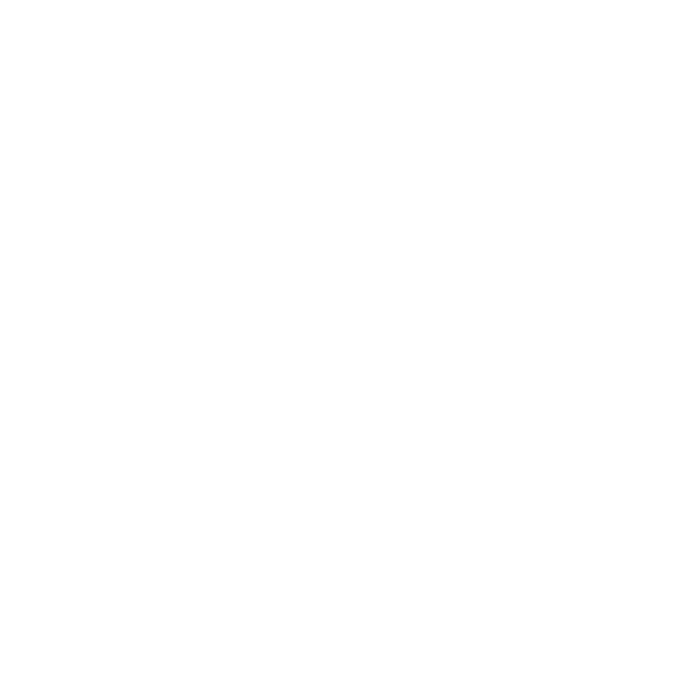 Logo dog white